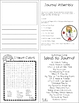 Summer Journal and Activity Book