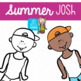 Summer Kids Clip Art (Lucy Phyllis Illustrations)