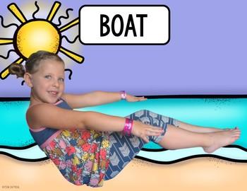 Summer Kids Yoga