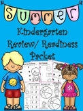 Summer Kindergarten Packet