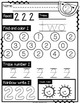 Summer Kindergarten Review Prep Packet
