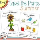 Summer Labeling Center Activities