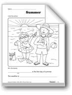 Summer Language Activities