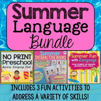 Summer Language Bundle