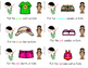 Summer Language Concepts: Clothing, Pronouns, and Following Directions