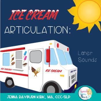 Summer: Later Developing Sounds Articulation Games