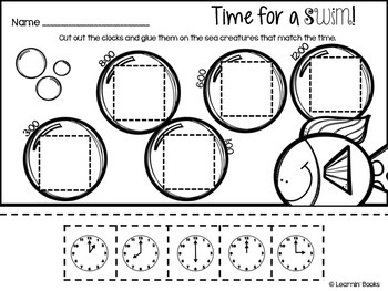 Summer Learnin' {Math and Literacy Review Packet}