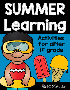 Summer Learning Activities for the Summer After First Grade