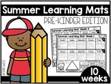 Summer Learning Mats: Pre-K Edition