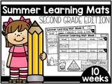 Summer Learning Mats: Second Grade Edition
