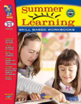Summer Learning Workbook Grades 2-3