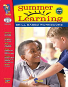 Summer Learning Workbook Grades 4-5