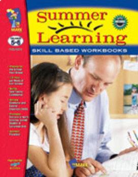 Summer Learning Workbook Grades 5-6