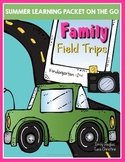 Summer Packet - Learning on the Go: Family Field Trips (K-2nd grade)