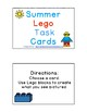 Summer Lego Center