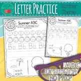 Summer Letter Practice