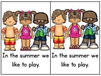 Summer Leveled Books