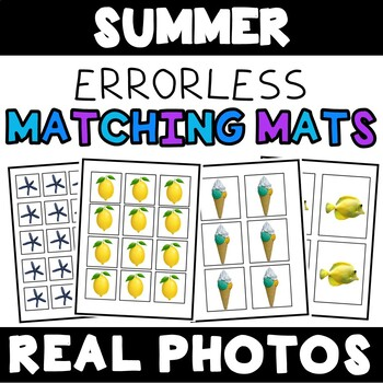 Summer Leveled REAL PHOTO Errorless Matching Mats