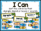 SUMMER LITERACY CENTERS AND MATH CENTERS