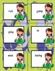 Summer Literacy Centers and Printables
