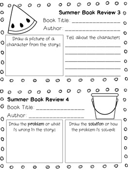 Summer Literacy Combo! {everything you need to keep them reading & writing!}
