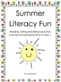 Summer Literacy Fun: Reading and Writing K-1