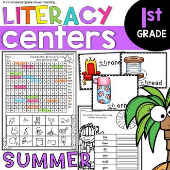 Summer Literacy Packet
