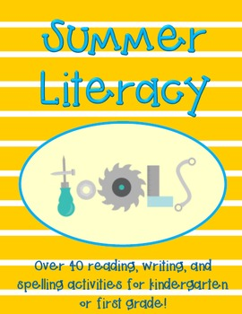 Summer Literacy Tools