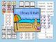 Summer Literacy and Math File Folder Fun