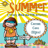 Summer Literacy and Math Fun Activities