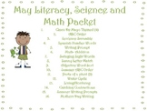 Summer Literacy,Math,& Science Center Packet {14 Centers +Printables}