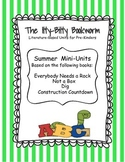 Summer Literature-based Units:  Everybody Needs a Rock, Not a Box ...