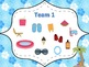 Summer Lovin':  A Review Game for Second Grade (halfnote & do)