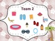 Summer Lovin':  A Review Game for Second Grade (tika-tika & re)