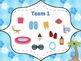 Summer Lovin':  A Review Game for Third Grade (ti-tika & low la)