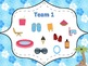 Summer Lovin':  A Review Game for Third Grade (tika-ti & low so)