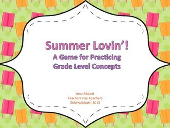 Summer Lovin' Bundled Set