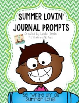 "Summer Lovin'! Getting ""Write On"" Summer Writing Journals"