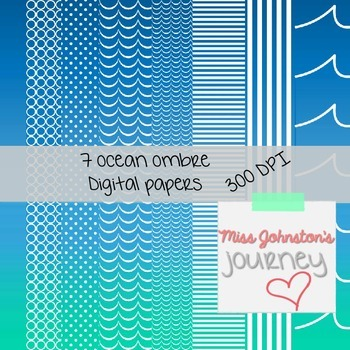 Summer Lovin' Seller Kit {Clipart, Papers, Borders, Accents}
