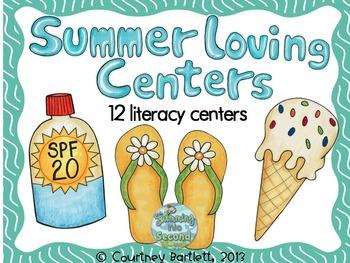 Summer Loving Centers