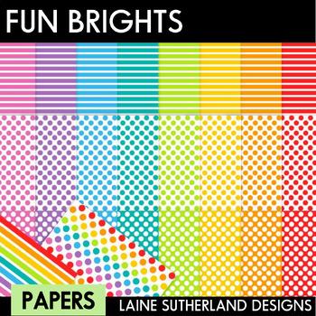 Summer Loving Digital Paper Set