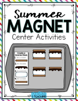 Summer Magnet Center Activities