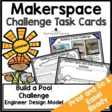 Summer STEM Challenge: Build a Pool