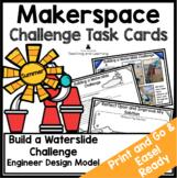 Summer STEM: Makerspace Challenge: Build a Waterslide