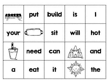 Summer Making Sentences
