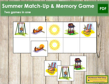 Summer Match-Up and Memory