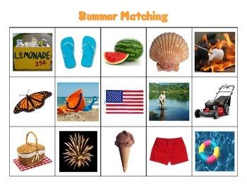 Summer Matching