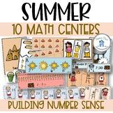 Summer Math Centers