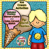 Summer Fraction Math Activities