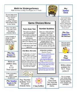 Summer Math Activities to Help You Prepare for 1st Grade Math